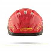 casco niño ** disney ** cars m(50-52cm) 14 air vents