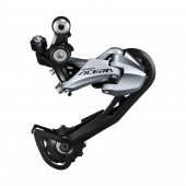 cambio shimano 9v. rd-m3000-sgs, acera, 9-speed, top-normal, shadow design, direct attachment(direct